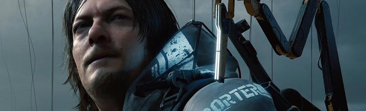 Your Urine's A Weapon In The Upcoming Game 'Death Stranding'
