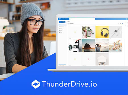Get The Best Of All The Cloud Storages With ThunderDrive