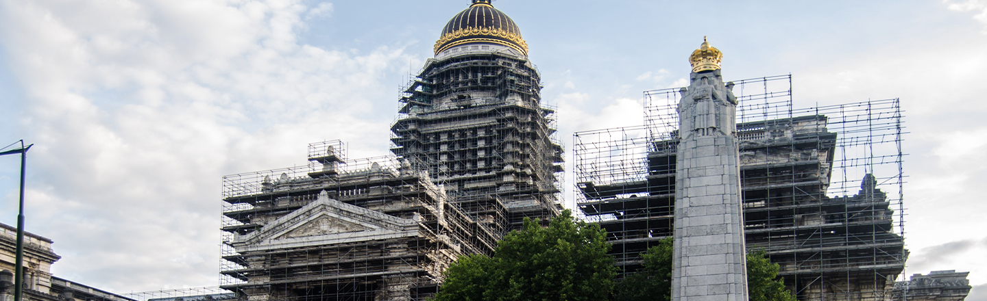 Belgium's Crappy Construction Times Puts Every Other City's Crappy Construction Times To Shame