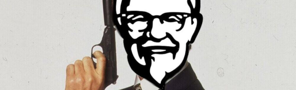 That Time James Bond Partnered With KFC