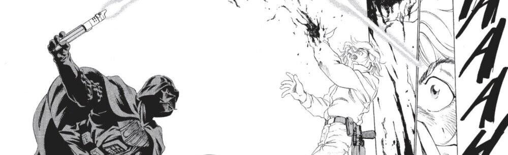 Old-School 'Star Wars' Manga: The Best (And Goofiest) Scenes