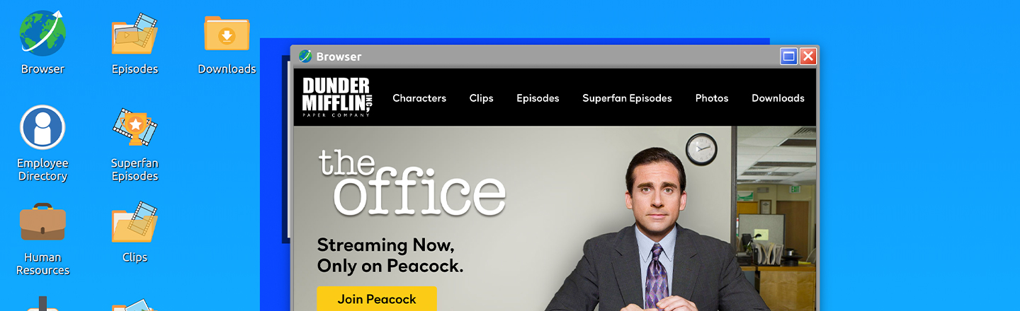 'Peacock's' Weird Method of Streaming 'The Office' Drives Fans Back To DVD's