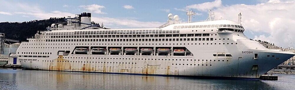 The Goofy Failed Voyage Of The World's First Crypto Cruise