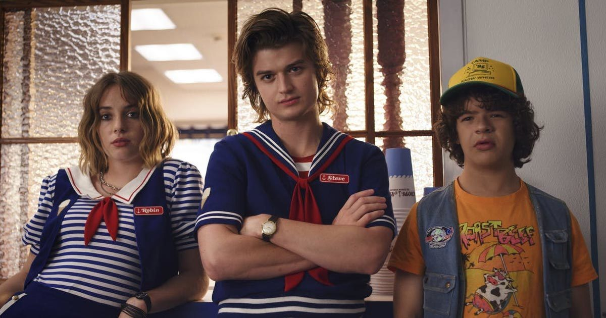 We Finally Understand That 'Stranger Things' Puzzle