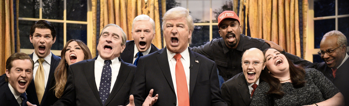 'Saturday Night Live' To Feature An Audience Of Actual Human Beings Again. (But Why?)