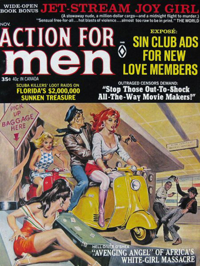 The 6 Most Insane Covers in the History of Old Magazines
