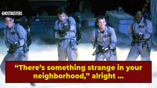 The 'Ghostbusters' Song Is Way Pervier Than We Realized