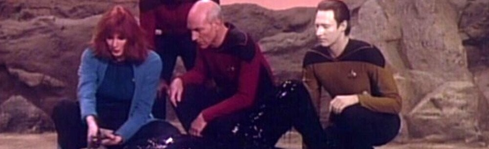Science Proved A Hated 'Star Trek: TNG' Episode Was Right ... 30 Years Later