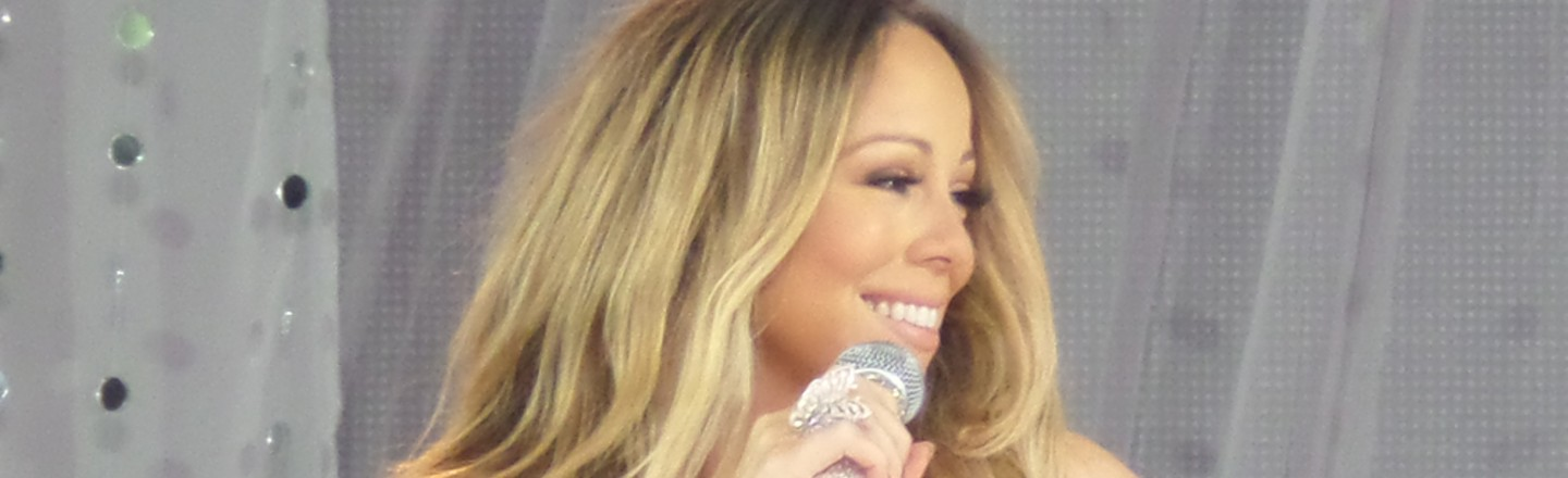 Music Mystery - No One Knows How Old Mariah Carey Is