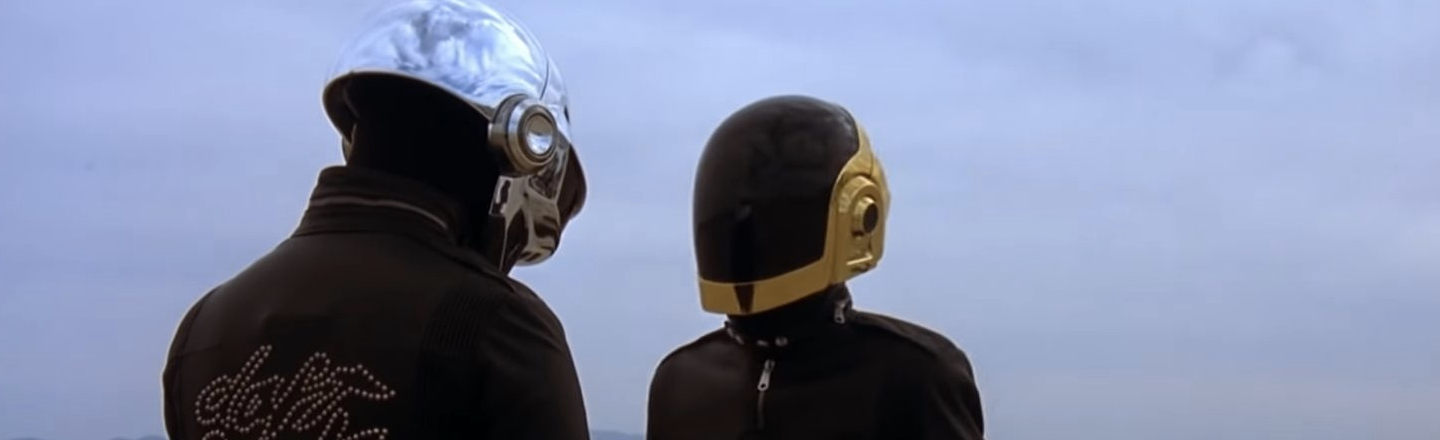 Daft Punk: How Much Did They Rip-Off?