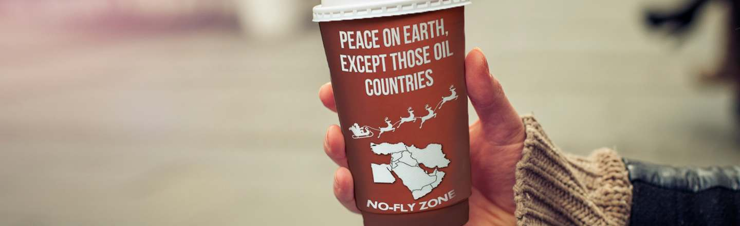 10 Offensive Starbucks Cups (If They Had Balls)