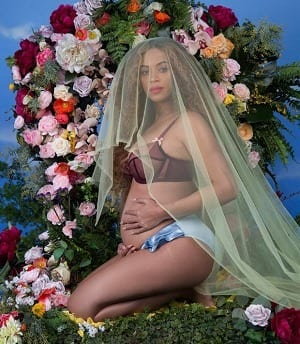 [DON'T RUN THIS BEYONCE BABY ARTICLE WITHOUT FACT CHECKING]