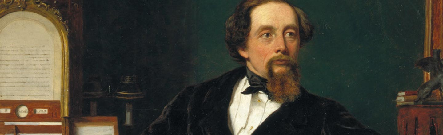 The Guy Who Wrote 'A Christmas Carol' Was A Total Monster
