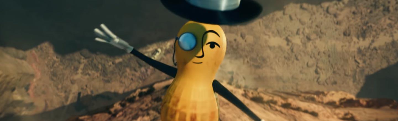 Mr. Peanut Is Dead, Long Live Mr. Peanut