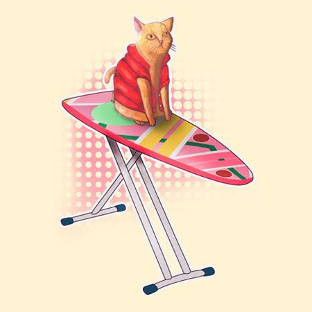 1 New Design That'll Change Your Ironing Board Forever