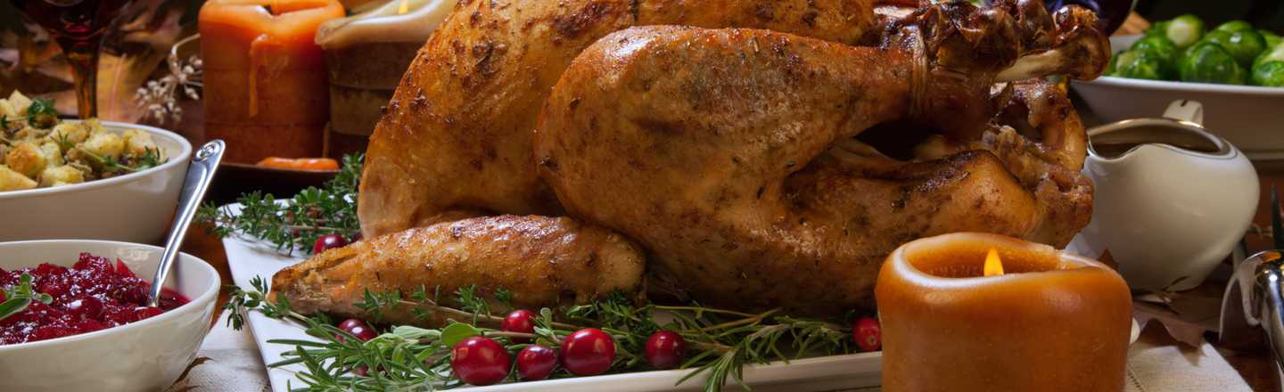 My Eating Disorder That Ruins Thanksgiving: 4 Realities