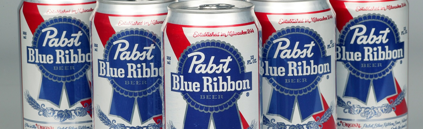 PBR, Everyone's Favorite Awful Beer, May Be On Its Deathbed