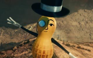Mr. Peanut Is Dead, Long Live Mr. Peanut