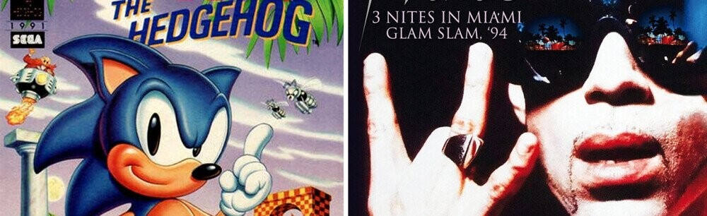 Sonic's Greatest Soundtracks Were Ripped From Famous Pop Songs