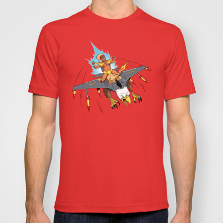 Cracked Store Post: Futuristic Violence And Fancy Shirts
