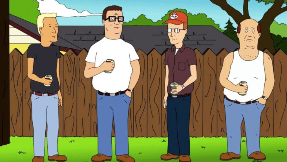 Boomhauer From 'King of the Hill' Was Inspired By An Angry Fan