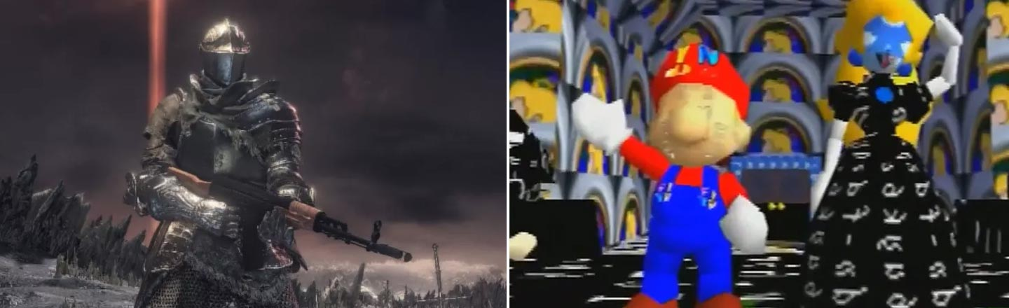5 Ridiculous Video Game Mods That Break Reality For The Better