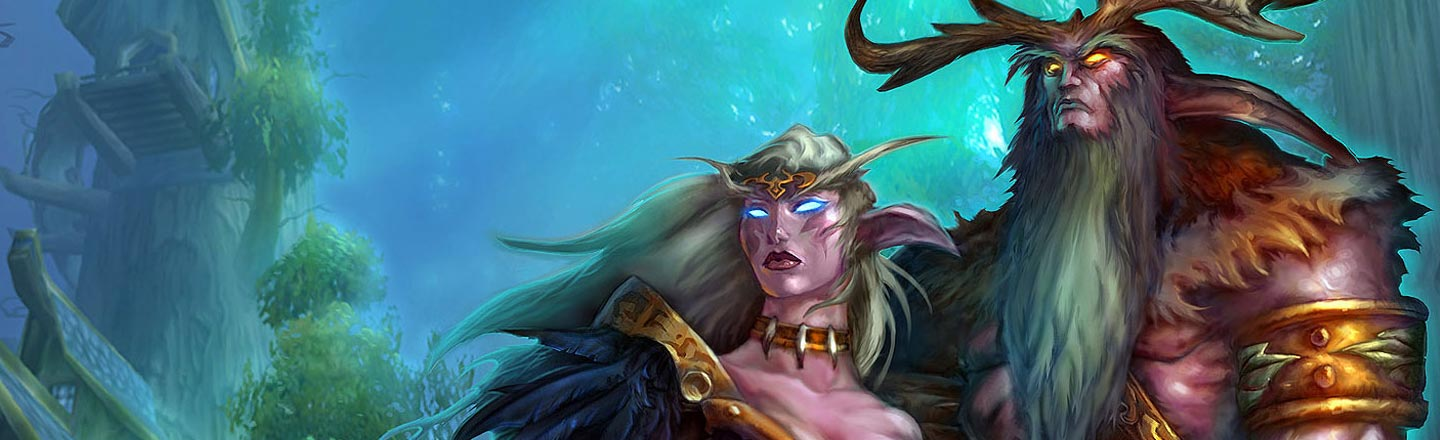 A Hilarious Problem Is Haunting 'World Of Warcraft Classic'