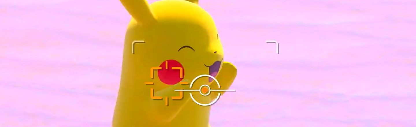 Weird Stuff We Want To Come Back In 'Pokemon Snap 2'