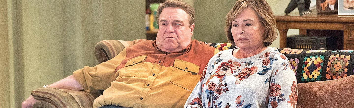 The New Roseanne Takes Place in Another Dimension, Seriously