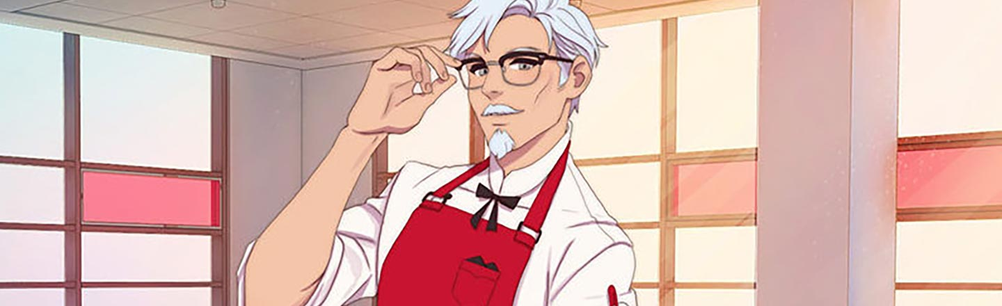 The KFC Dating Sim Will Make You Fall In Love (With Chicken)