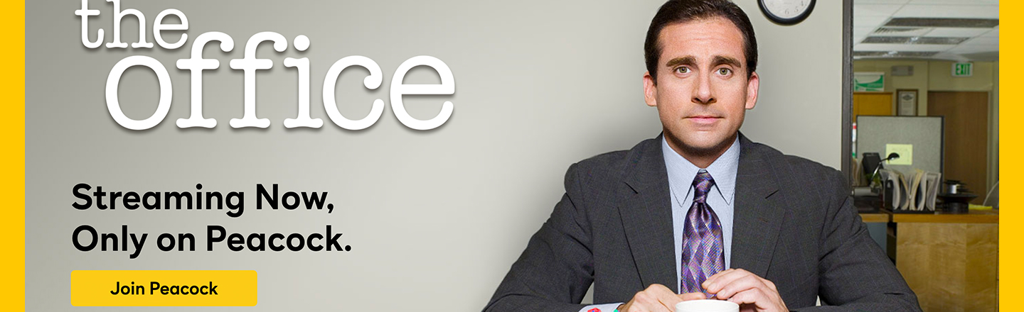 'The Office' Rewatches May Be Keeping NBC's New Streaming Service Afloat, Data Suggests
