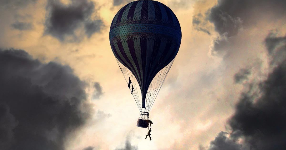 Here's The Trailer For Amazon's Hot Air Balloon Action Movie