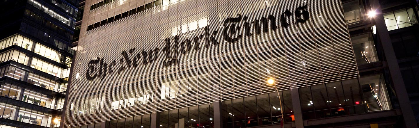Why The New York Times Opinion Section Is So Bad
