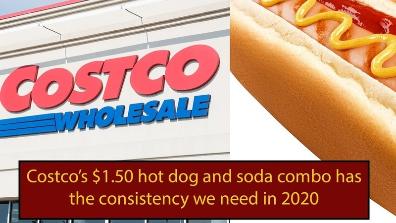 The Actual Reason Costco's Hot Dog And Soda Combo Is $1.50