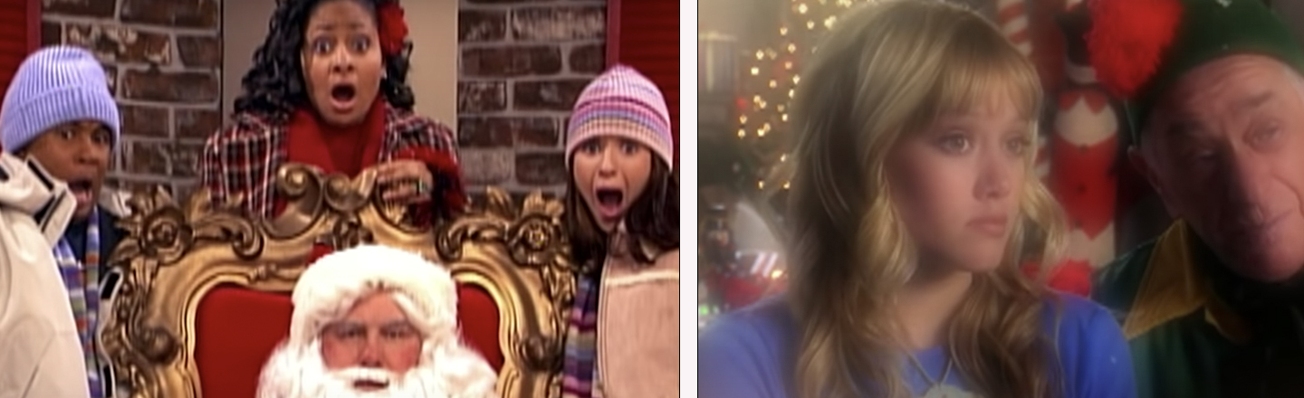 4 Weird Lessons From Disney Channel's 2000's Holiday Episodes