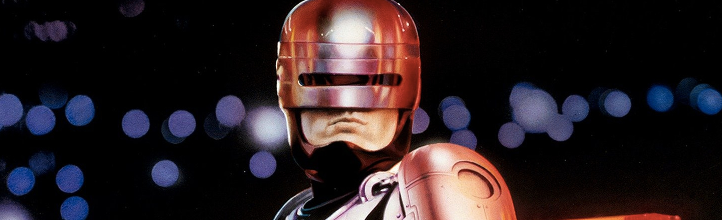 Detroit's Giant RoboCop Statue is Finished (And Homeless)