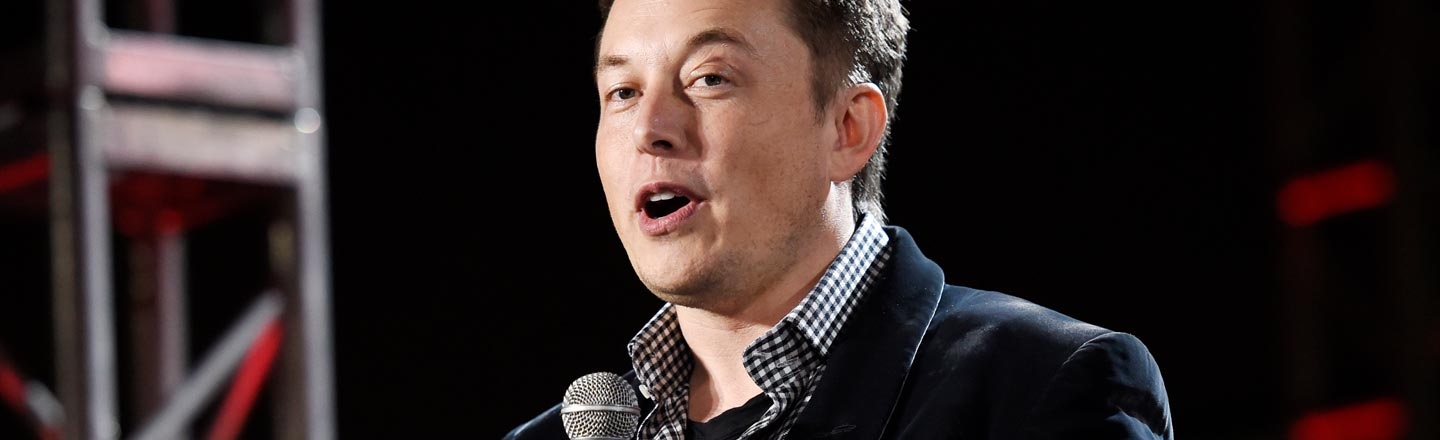 Elon Musk Released A Harambe Rap And This Isn't April Fools'