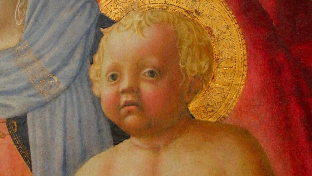 Why Medieval Art Weirdly Depicted Babies With Old Faces