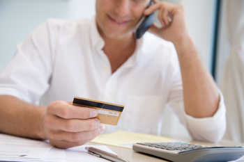 To really be specific in praying for your credit card debt, please include your card number and expiration date.