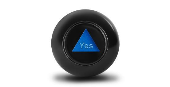 Will the Magic 8-Ball movie have a scene where the ball tells a person they're going to die?