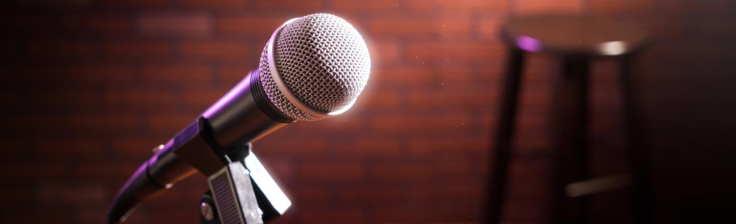 5 Weird Things Stand-Up Comics Experience Out There On The Road