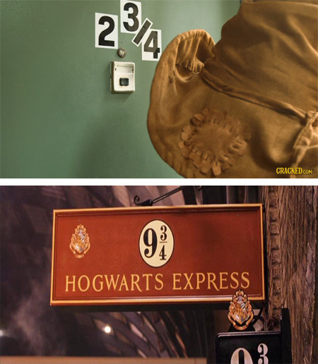 21 Easter Eggs Hidden in 'Welcome Back, Potter'