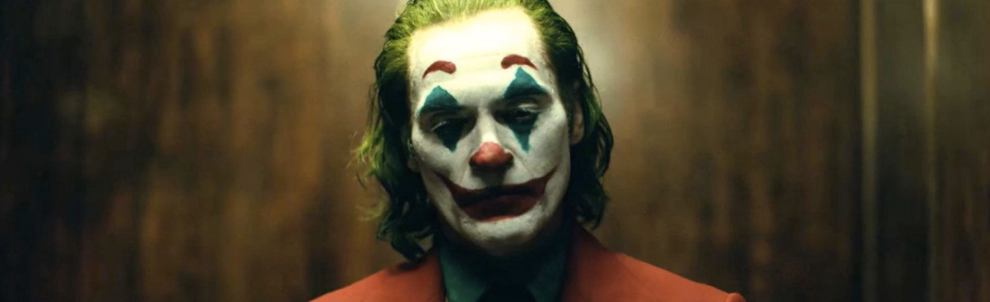 'Joker' Made A Billion Dollars, And That's Too Much Money To Ignore