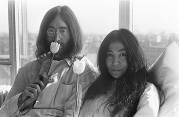 Somehow the idea of deporting Yoko and seeing if he followed never materialized, even though that would've been OK with <i>everyone in the country.</i>