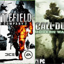 Why Modern War FPS Games All Look the Same [CHART]