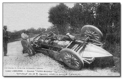 The 6 Most Terrifying Historical Car Races