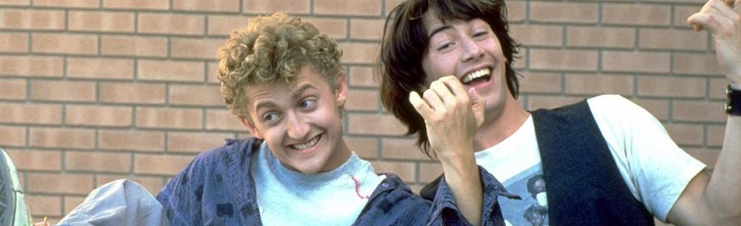 After Nearly 30 Years, 'Bill And Ted 3' Is Finally Happening