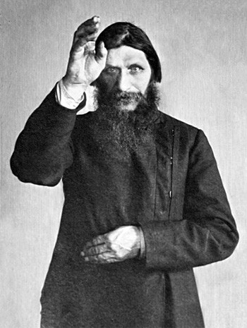 The Mysterious Post-Death Journey Of Rasputin's Dick | Portrait of Rasputin