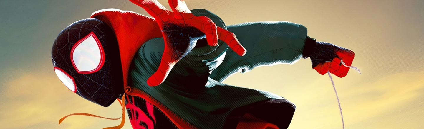 How They Nailed The Animation In 'Into The Spider-Verse'