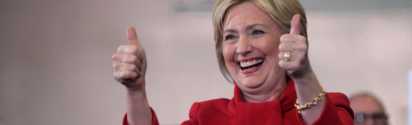 Republicans Think Hillary Clinton Is A Literal Witch